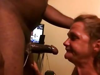 Granny Deepthroat Time 2 (Facefuck until cum in throat)