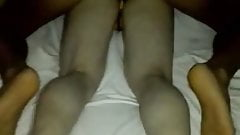 threesome: top asian fucking white south African bottom