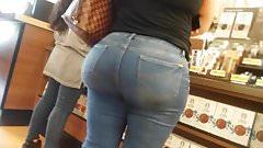 Mexican Nut Booty Milf