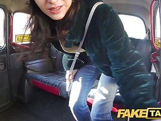 Fake Taxi Lucky Drivers Cock Fills Sexy Passengers Pussy