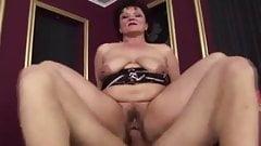very horny granny fucked good & anal's Thumb