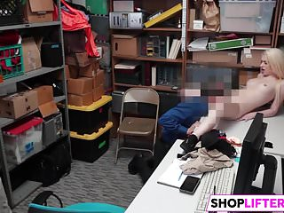 Shoplifting Dad And Daughter Were Caught