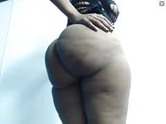 Big Booty African