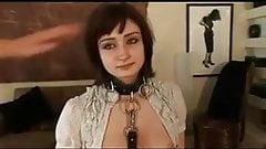 Humiliated Anal Slave