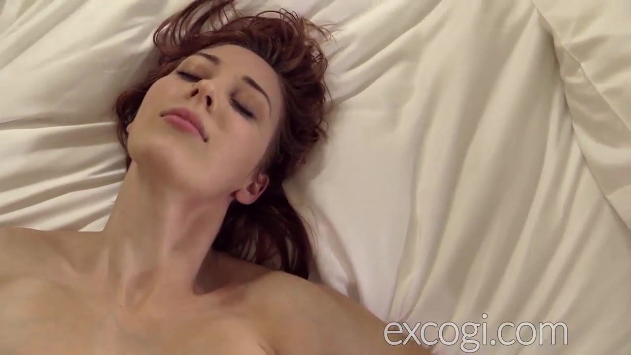 Red Head Quivering Orgasm