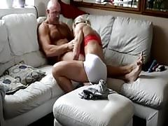 Muscle OLD fucking Hot