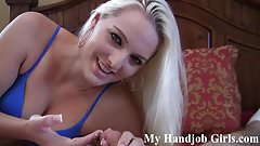 You need a proper handjob from an experience MILF like me