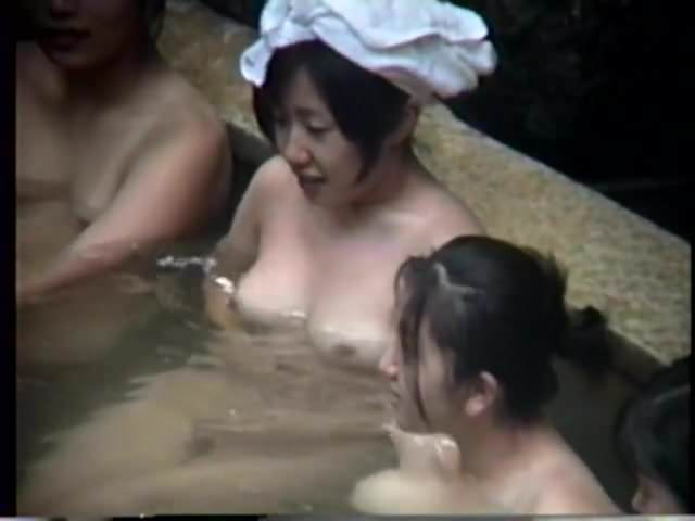 spa Japanese nude