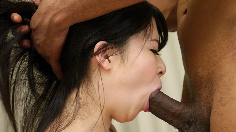 Japanese housewife, Satomi Nagase cuckolds her husband fairly