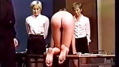 spanking girls and bastinado's Thumb