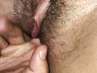 I'm so horny! I fuck a MILF-Wife and she squirting