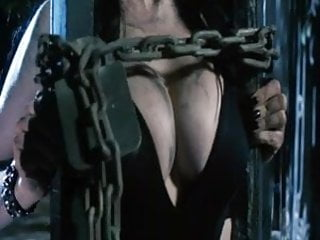Elvira mistress of dark naked think, that