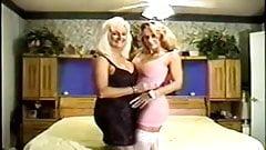 Hot MILF in white lingerie taking on BBC