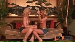 Lesbian Babes Lexxxi and Jessica