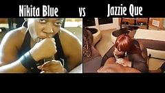 Nikita vs Jazzie
