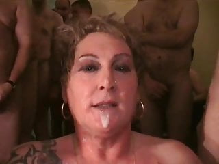 No such thing as too much - cum on Slut Rona!