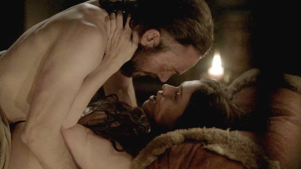 Ana Claudia Talancon Sex Scene jennie jacques nude sex from vikings on scandalplanet