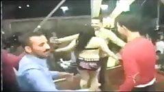 Egyptian street lesbian belly dancers 2