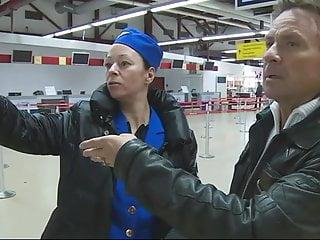 Adult deluxe zorro costume - Mareen deluxe - die geile stewardess