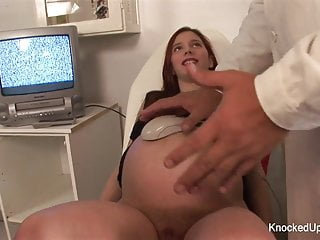 up redhead sex pregnant Knocked