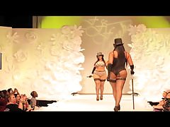 Curvy Couture runway presentation at FFFWeek 2013.mp4