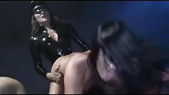 Do It With A StrapOn  - XXX porn music video latex fetish