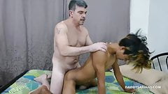 Daddy Barebacks Asian Boy Clark