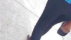 big ass milf in black jeans pt 1
