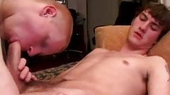 Amateur straight twinks fucking at home