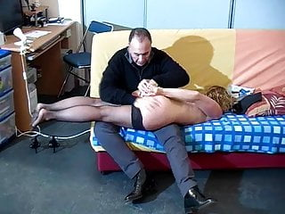 Cmnf Punished And Spanked For Stealing