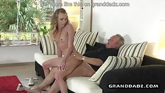 Man maid decides to fuck little niece in the pink