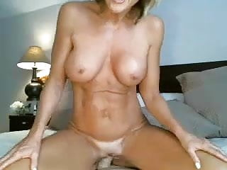 Hottest Milf Ever Toys Ass On Cam