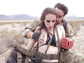 Metal Gear Quiets Mission (Porn Music Video)