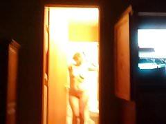 Wife hidden cam voyeur