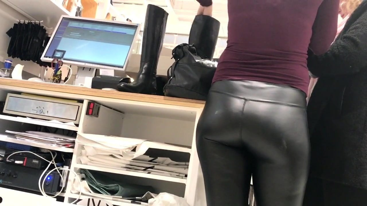 Fine Milf In Tight Leather Pants Vtl, Hd Porn E1 Xhamster Pl-8149