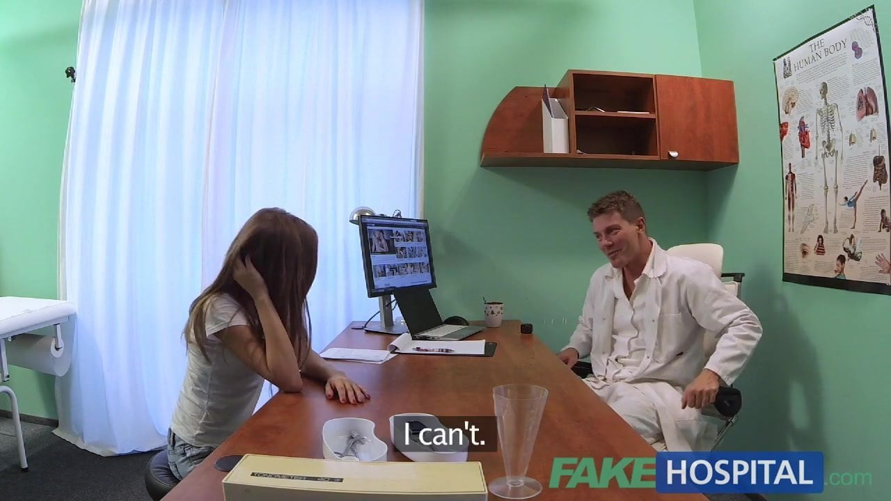 Fake Hospital Doctor Fucks Patients Tight Pussy: HD Porn dc