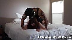 UberXXX: Jay Assassin Fucks Kara Sweet
