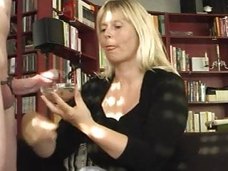 Preview 4 of HotVivien - Spermafood - Schokoeis mit Sahne
