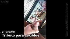 Tributo para Lexiblue
