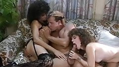 Reality show with threesome fuck