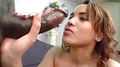 Tight Teen Renea Cruz Getting BBC & Cream Pied
