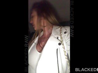 BLACKEDRAW Cheating girlfriend loves her muscular big black