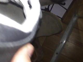 Snooping Through Girls Closet. Well Worn Uggs, Flats, Nikes.