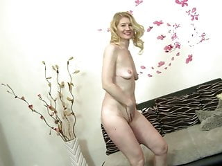 Real amateur mother makes her first porn video