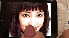 Suzu Hirose Cum Tribute