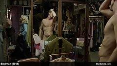 actor Edward Norton nude and sexy movie scenes