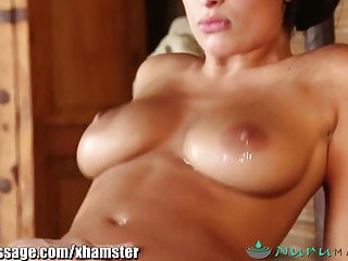 Preview 5 of NuruMassage busty Anissa Kate's French massage