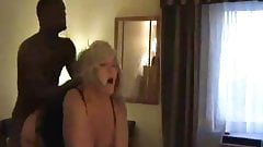 BBW SLUT WIFE FUCKED HARD BY BBC