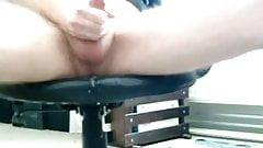 shooting my cum