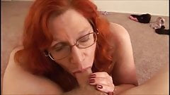 Redhead blowjob opinion you